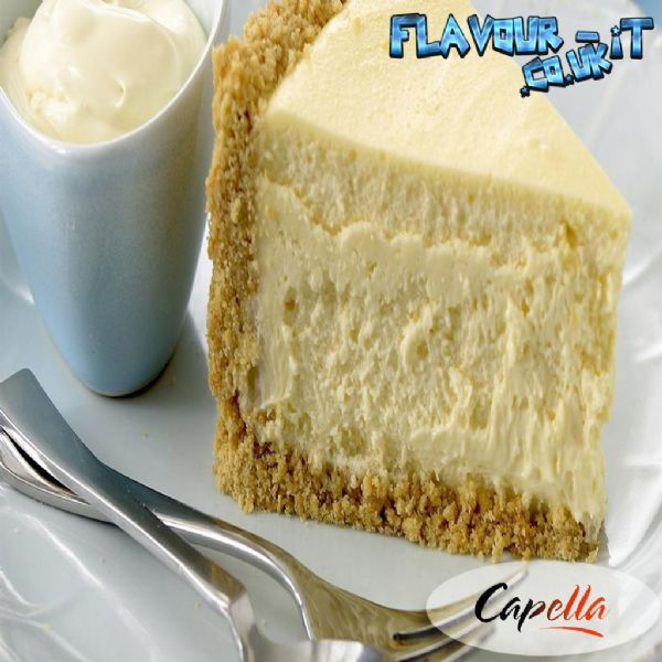 Capella New York Cheesecake Flavour Drops
